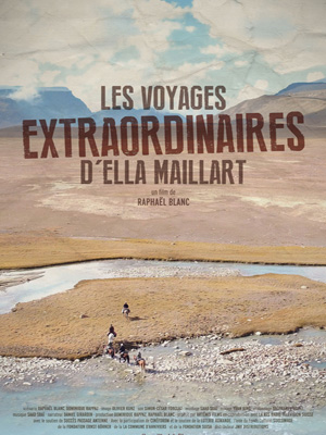 Voyages extraordinaires d'Ella Maillart (Les) (CHFR1petit)